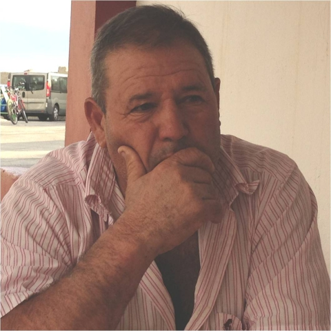 Rubén Patrón Mayor CP Mogán